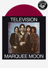 TELEVISION Marquee Moon Exclusive LP