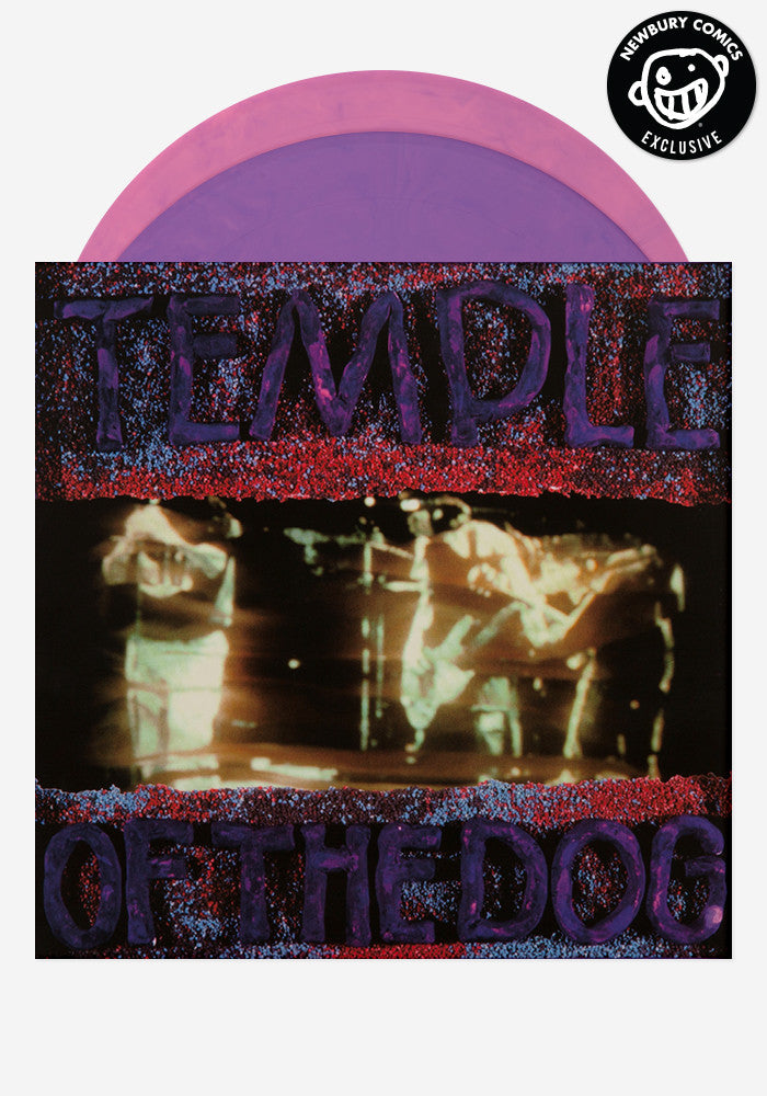 TEMPLE OF THE DOG Temple Of The Dog Exclusive 2 LP