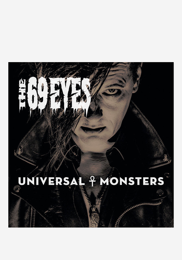 THE 69 EYES Universal Monsters With Autographed CD Booklet