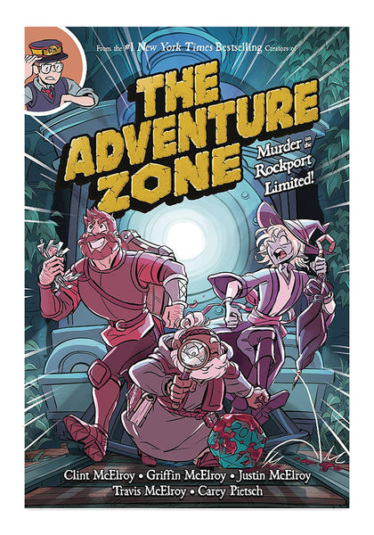 First Second The Adventure Zone Vol 2 Murder On The