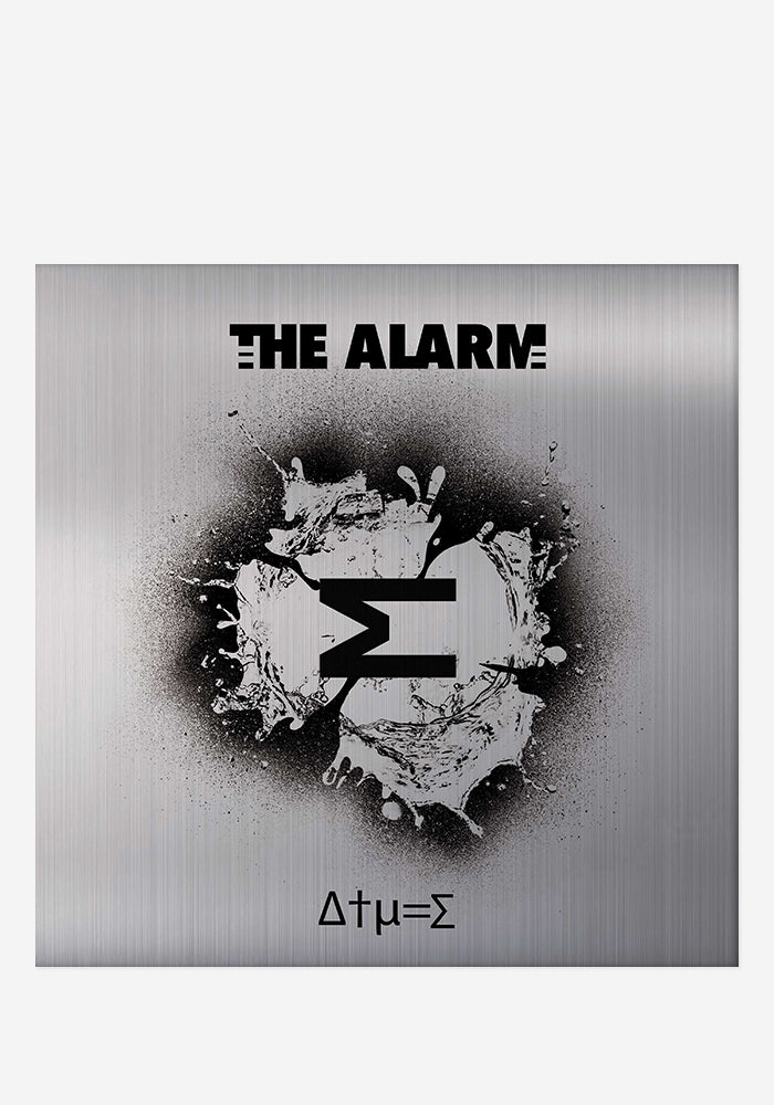 THE ALARM Sigma CD With Autographed Postcard