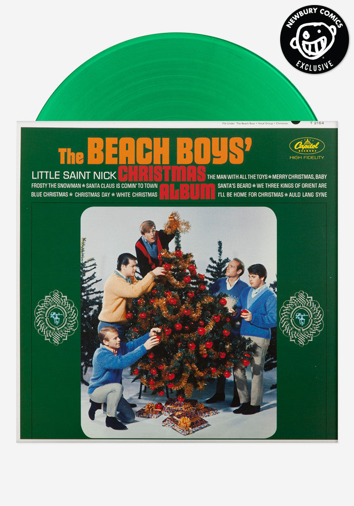 the beach boys the beach boys christmas album exclusive lp - Beach Boys Christmas