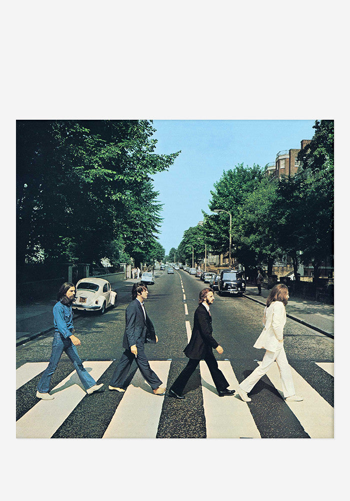 THE BEATLES Abbey Road LP Remastered