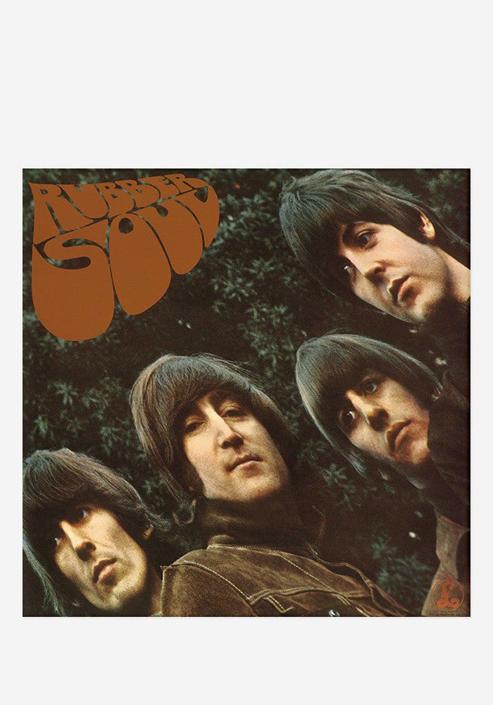 THE BEATLES Rubber Soul LP Remastered