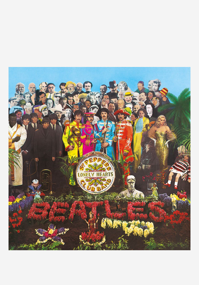 The Beatles Sgt Pepper S Lonely Hearts Club Band Lp