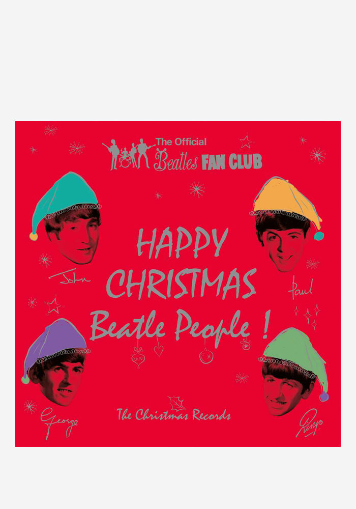 "THE BEATLES The Christmas Records 7"" Box Set"
