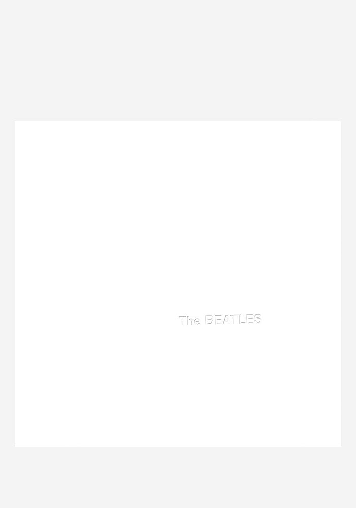 THE BEATLES The Beatles (The White Album) 50th Anniversary Deluxe 4LP