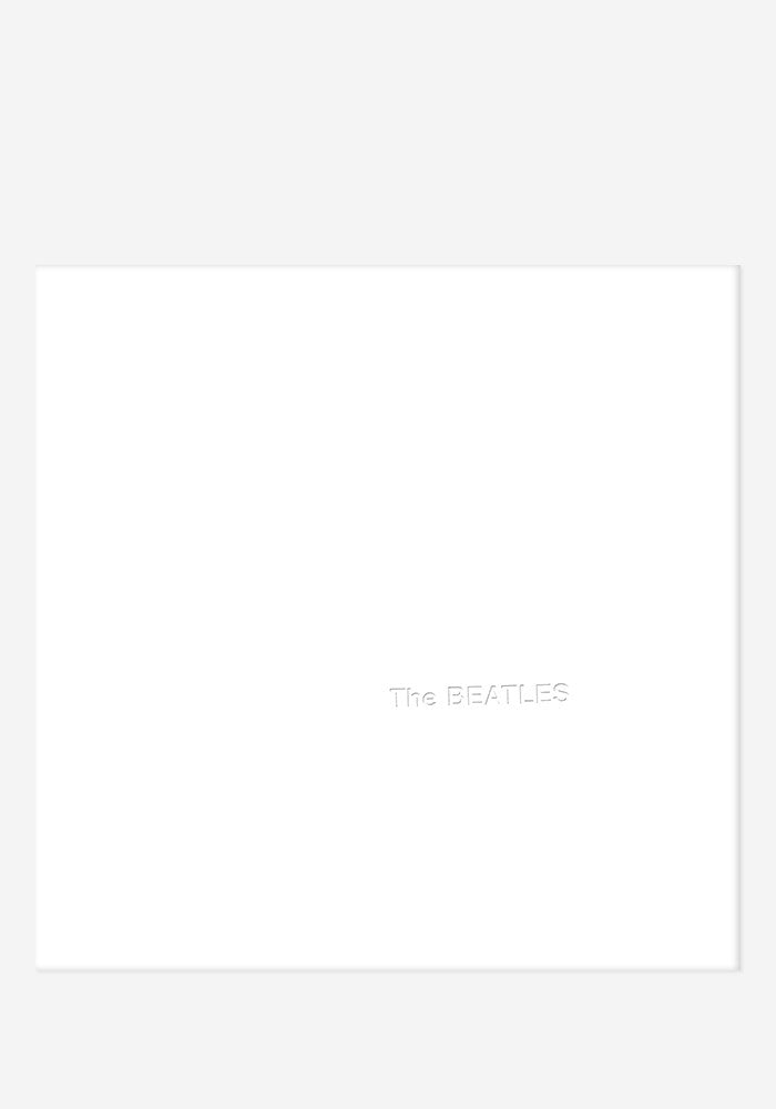THE BEATLES White Album LP Remastered