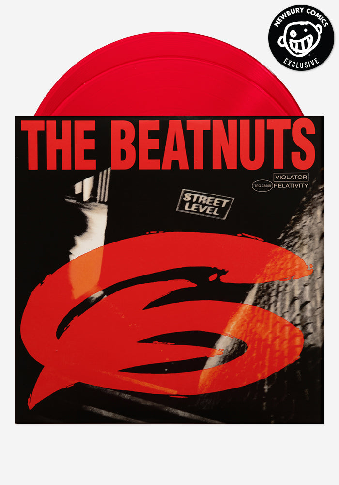 THE BEATNUTS The Beatnuts: Street Level Exclusive 2 LP