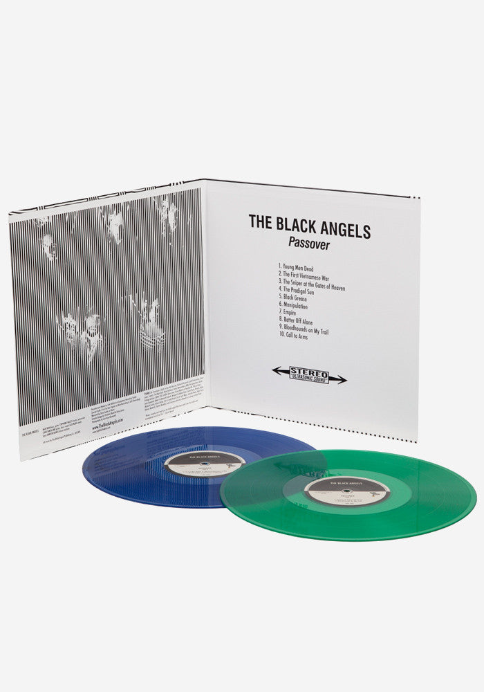 THE BLACK ANGELS Passover Exclusive 2 LP