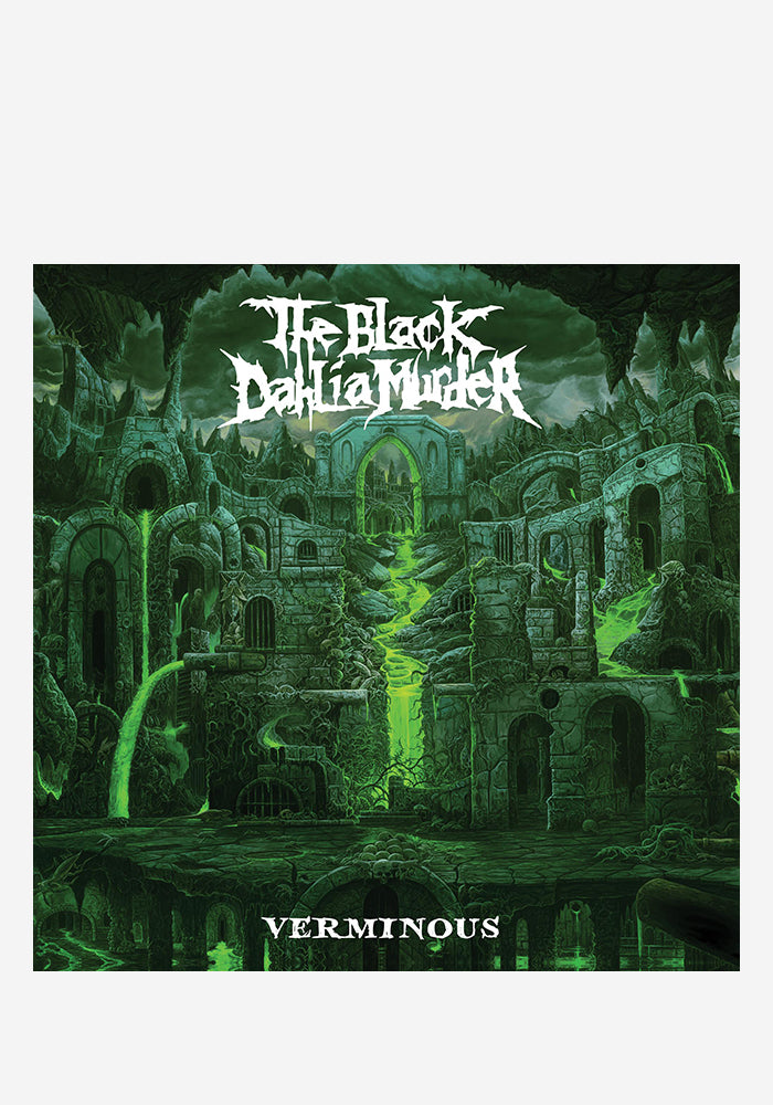 THE BLACK DAHLIA MURDER Verminous CD (Autographed)