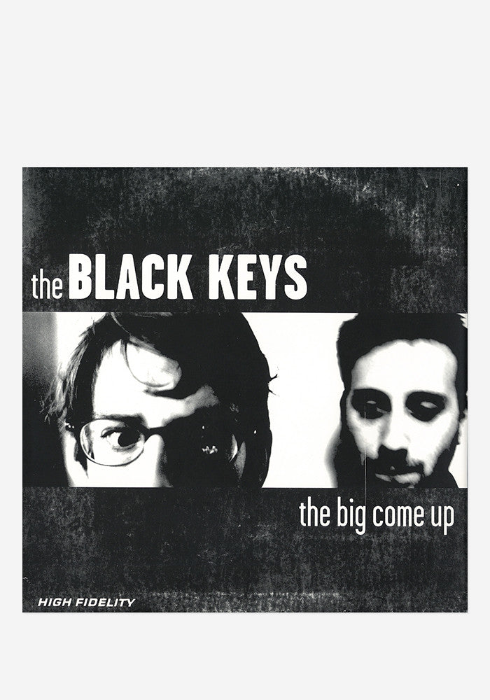 THE BLACK KEYS Big Come Up  LP