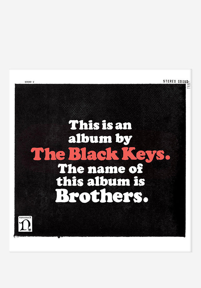 THE BLACK KEYS Brothers 2 LP + CD