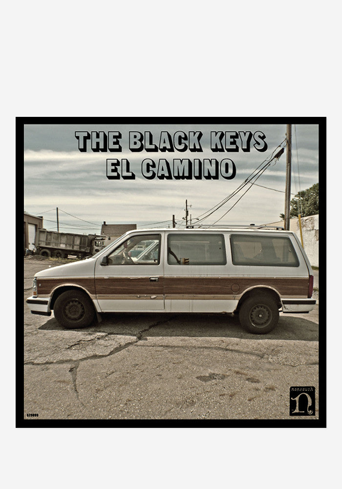 THE BLACK KEYS El Camino 2 LP
