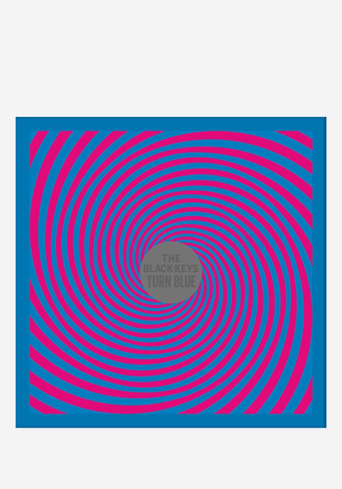 THE BLACK KEYS Turn Blue LP