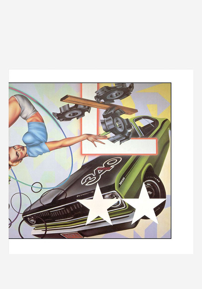 THE CARS Heartbeat City Expanded 2LP