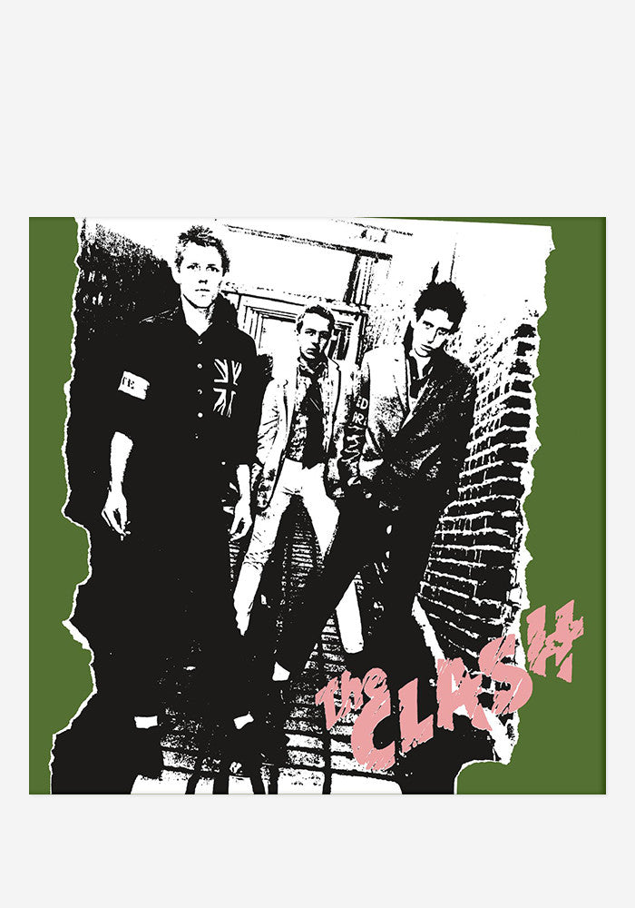THE CLASH Clash (UK Version) LP