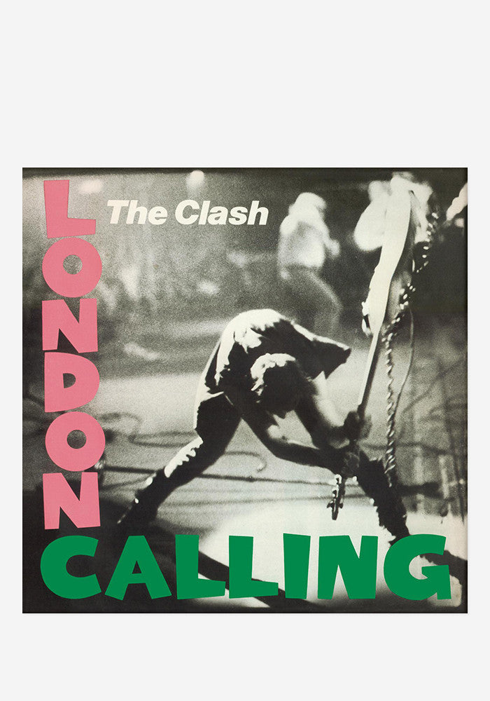 THE CLASH London Calling 2 LP