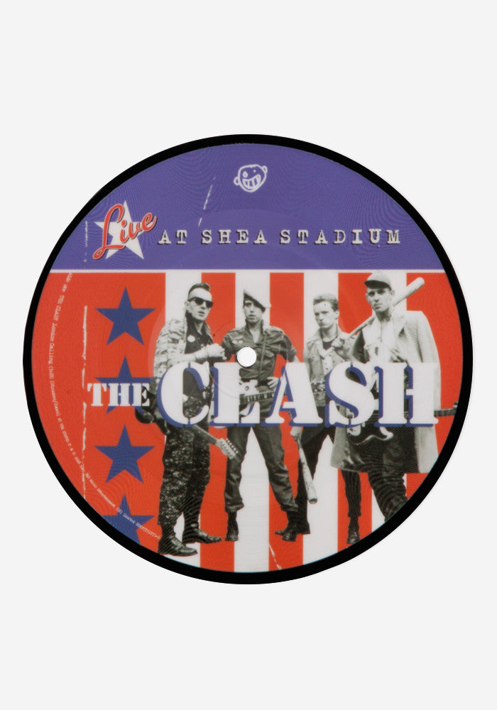"THE CLASH London Calling  7"" Picture Disc"