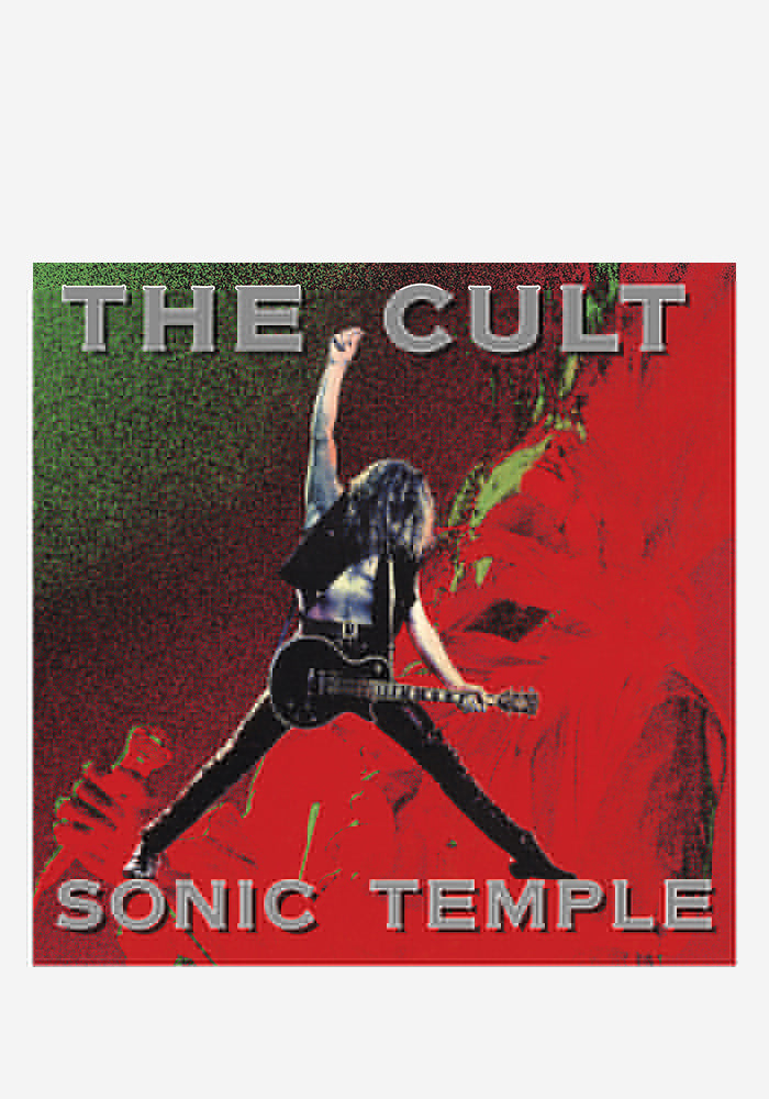 THE CULT Sonic Temple: 30th Anniversary 2LP