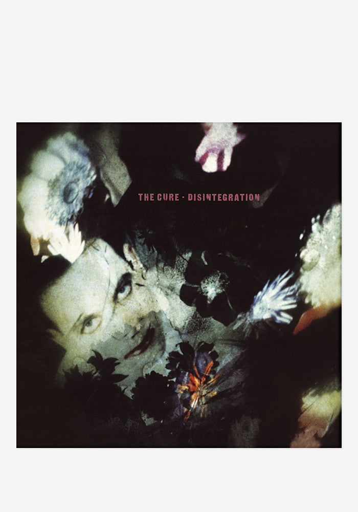 THE CURE Disintegration 20th Anniversary 2 LP