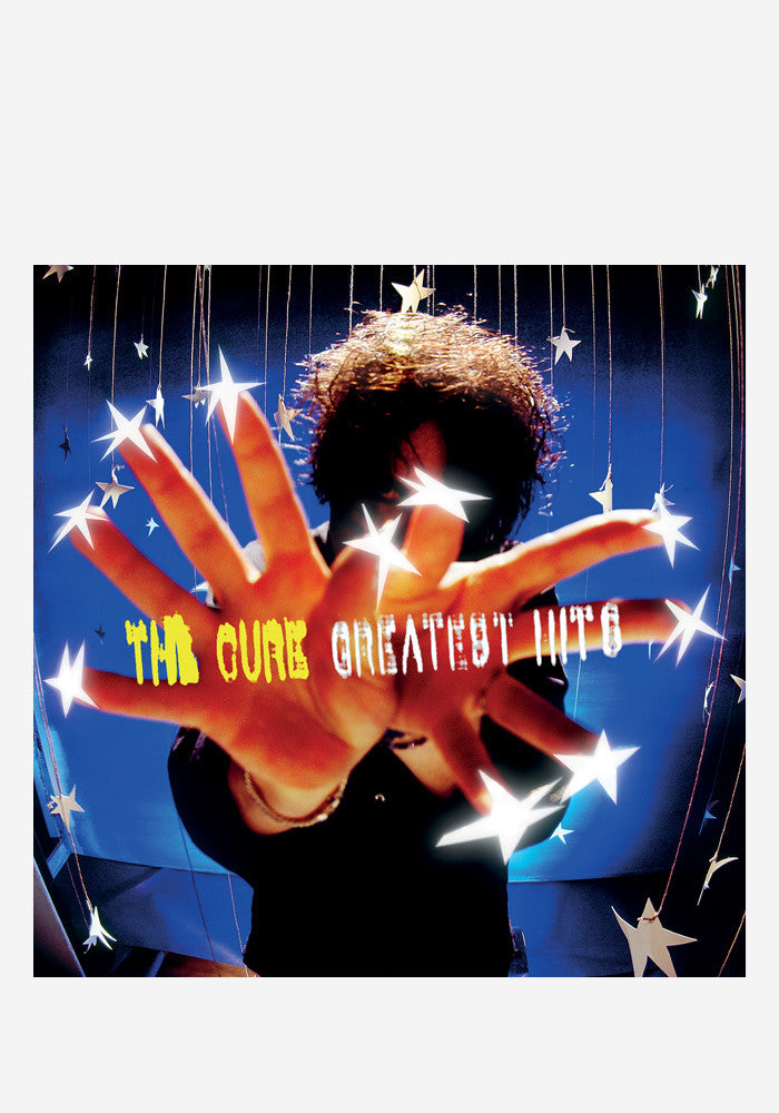 THE CURE The Cure's Greatest Hits 2 LP