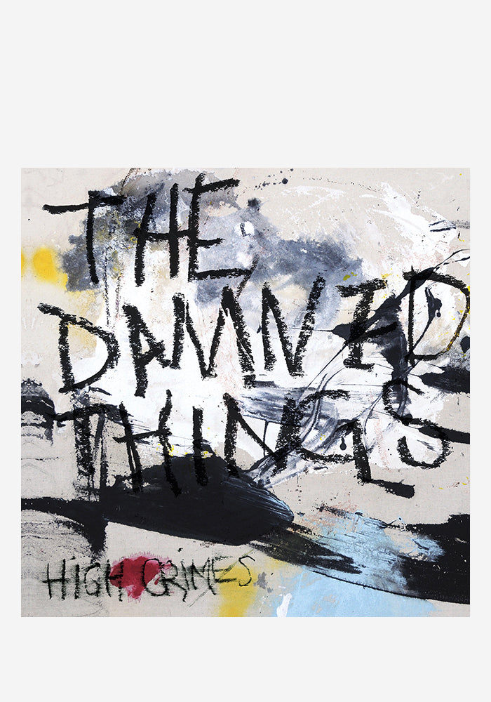 THE DAMNED THINGS High Crimes LP
