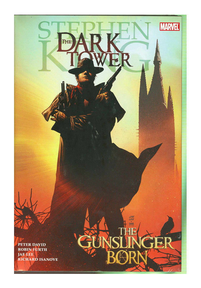 MARVEL COMICS The Dark Tower Vol 1: The Gunslinger Born Graphic Novel