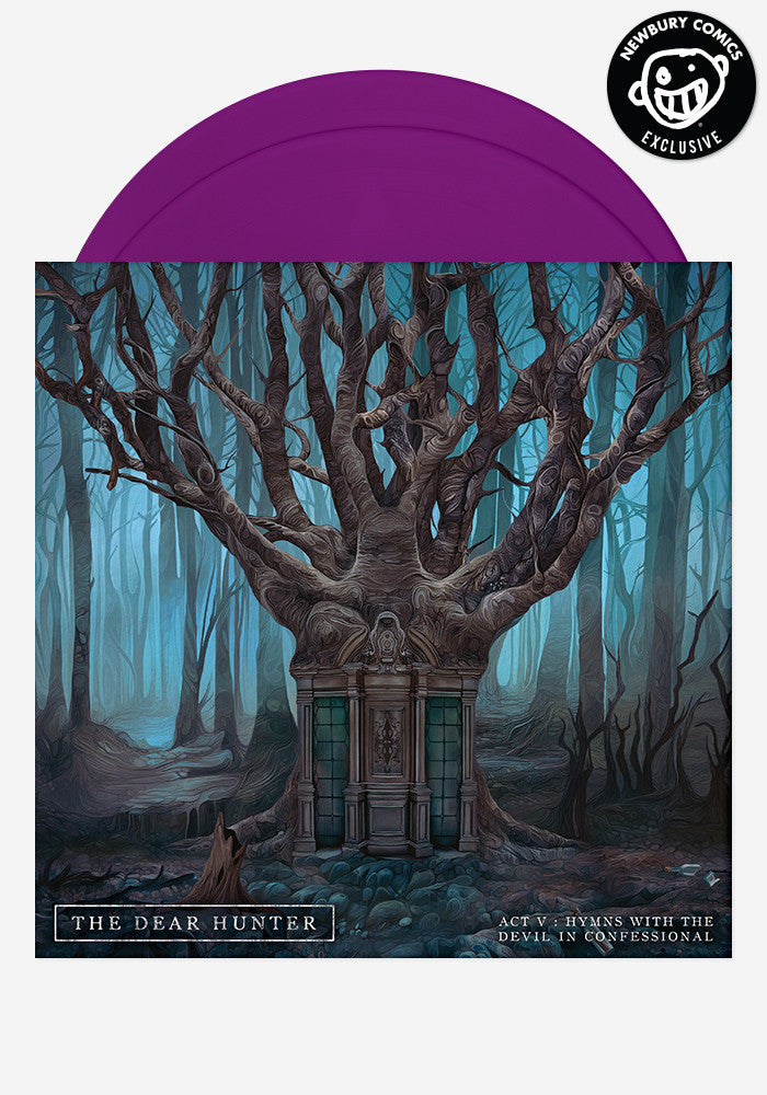 THE DEAR HUNTER Act V: Hymns With The Devil In Confessional Exclusive 2 LP