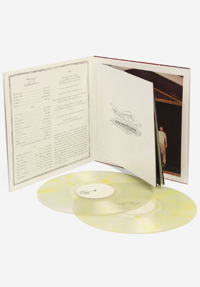 THE DECEMBERISTS Picaresque Exclusive 2 LP