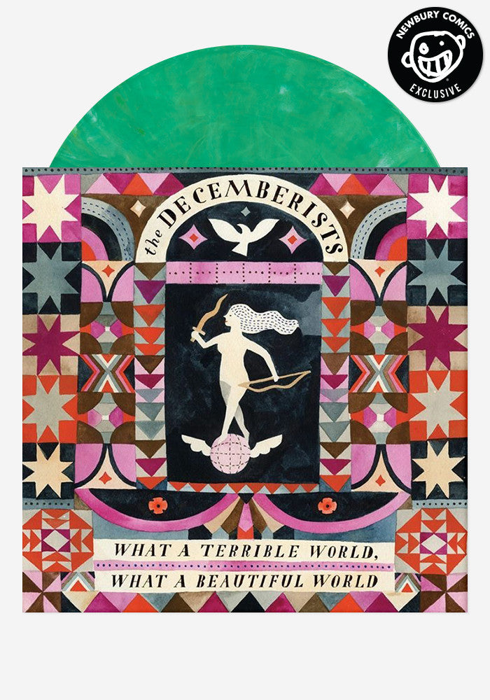 THE DECEMBERISTS What A Terrible World, What A Beautiful World Exclusive LP