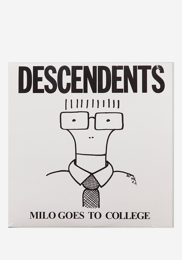 DESCENDENTS Milo Goes To College LP