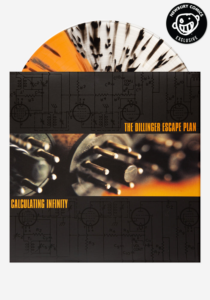 THE DILLINGER ESCAPE PLAN Calculating Infinity Exclusive LP