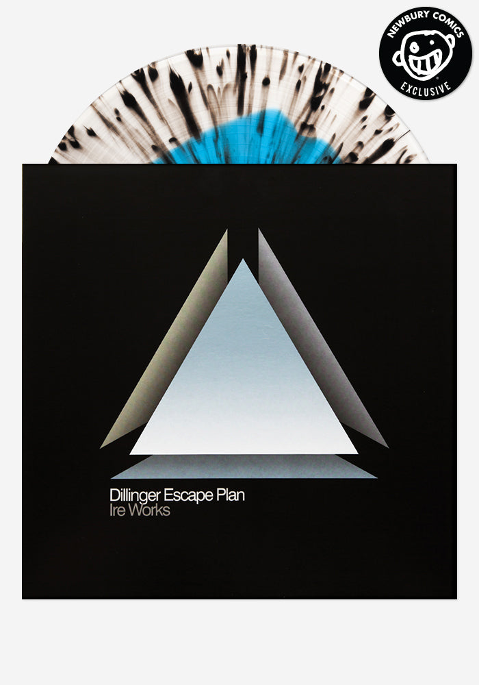 THE DILLINGER ESCAPE PLAN Ire Works Exclusive LP