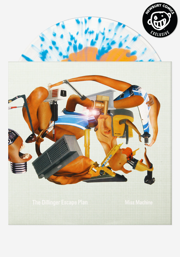 THE DILLINGER ESCAPE PLAN Miss Machine Exclusive LP
