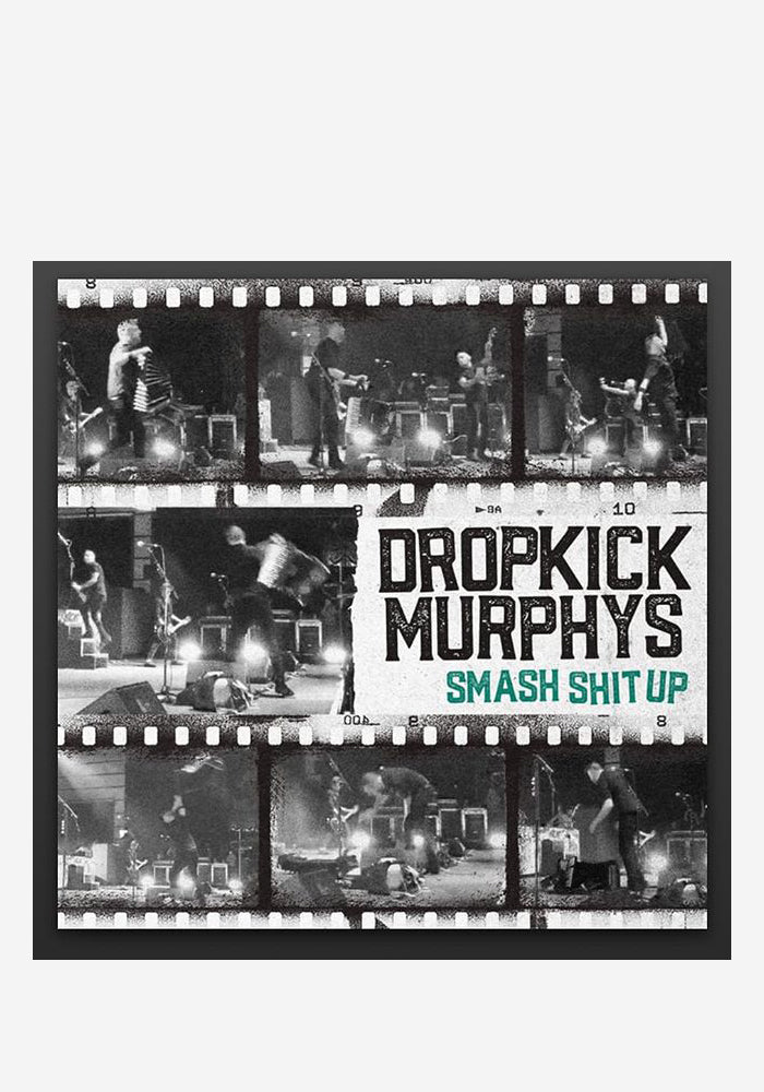 "THE DROPKICK MURPHYS Smash Shit Up 12"" Single (Color)"