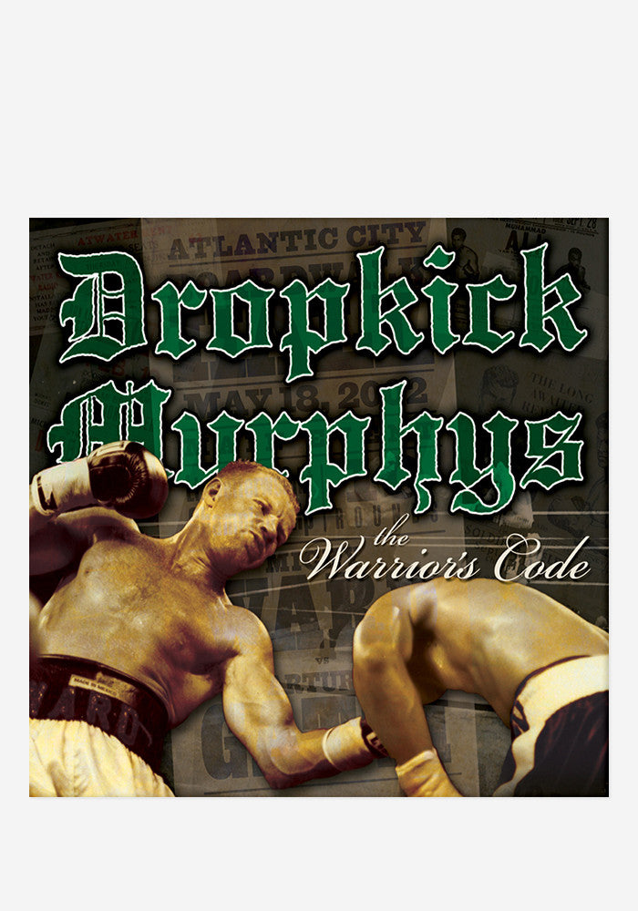 THE DROPKICK MURPHYS The Warrior's Code LP