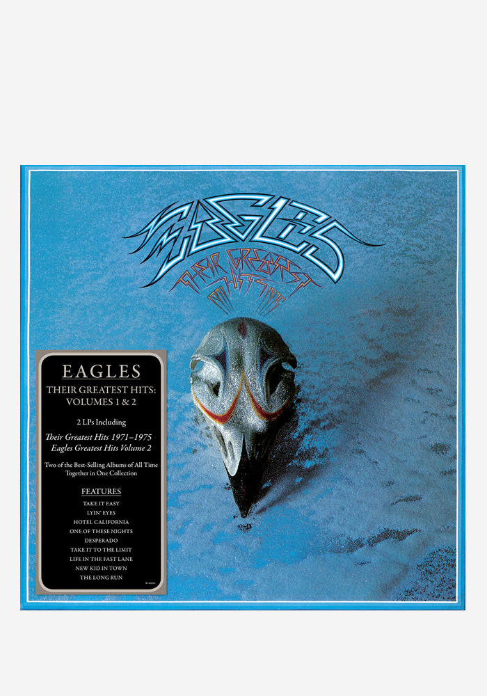 EAGLES The Eagle's Greatest Hits Volumes 1&2 2 LP