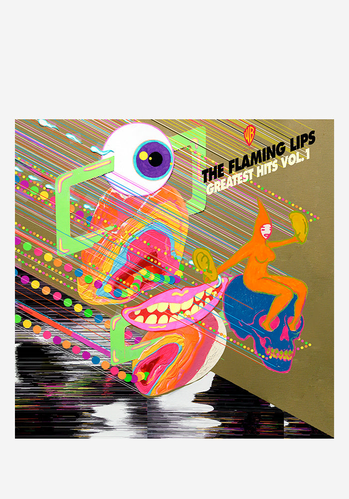 THE FLAMING LIPS The Flaming Lips Greatest Hits Vol. 1 LP