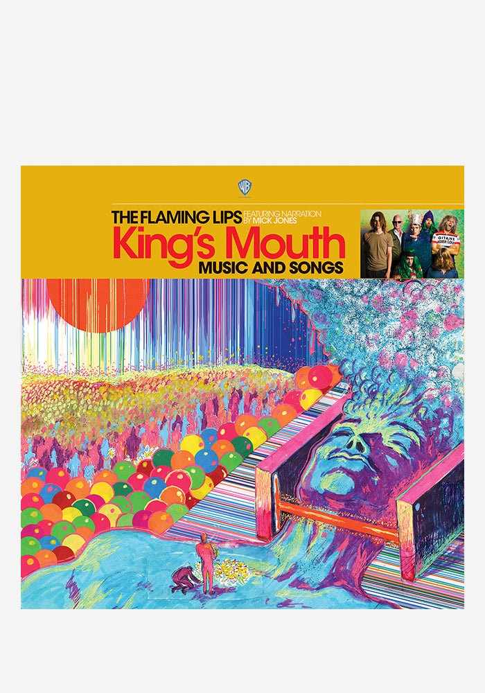 THE FLAMING LIPS King's Mouth LP