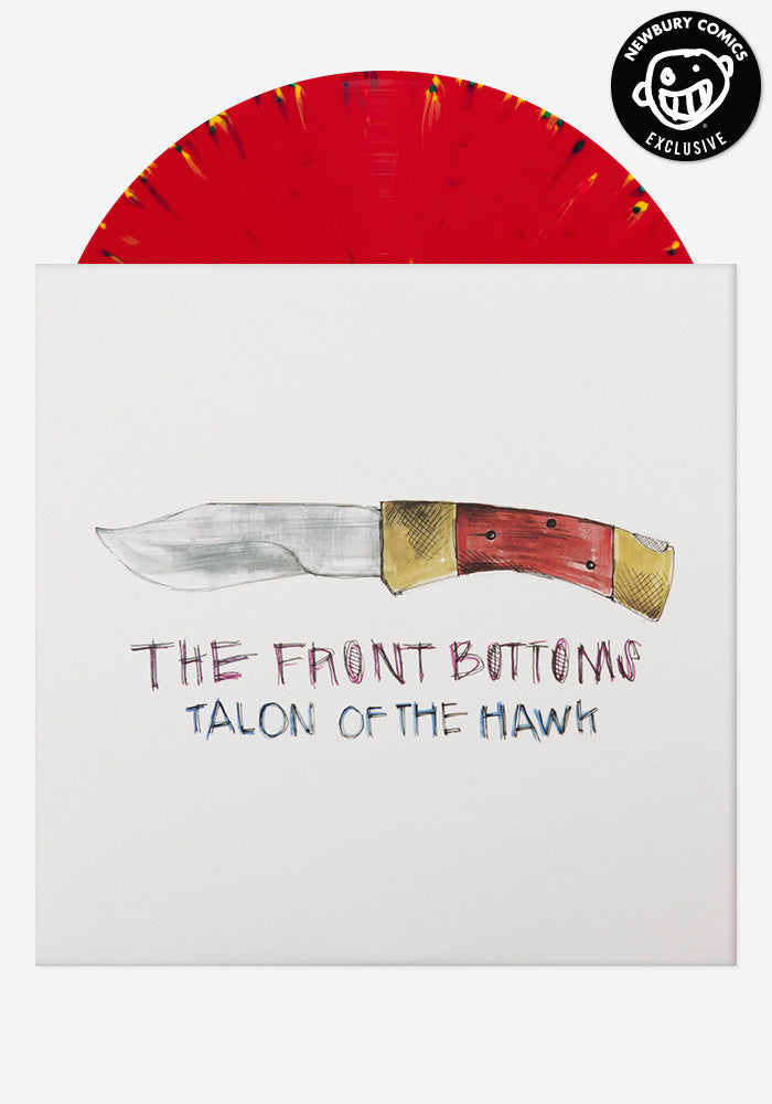 THE FRONT BOTTOMS Talon Of The Hawk Exclusive LP