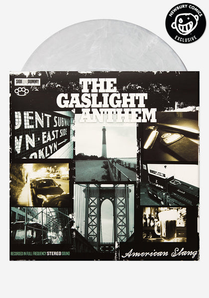 The Gaslight Anthem American Slang Exclusive Lp Color