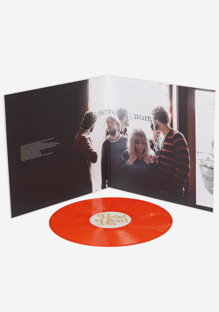 THE HEAD AND THE HEART The Head And The Heart Exclusive LP