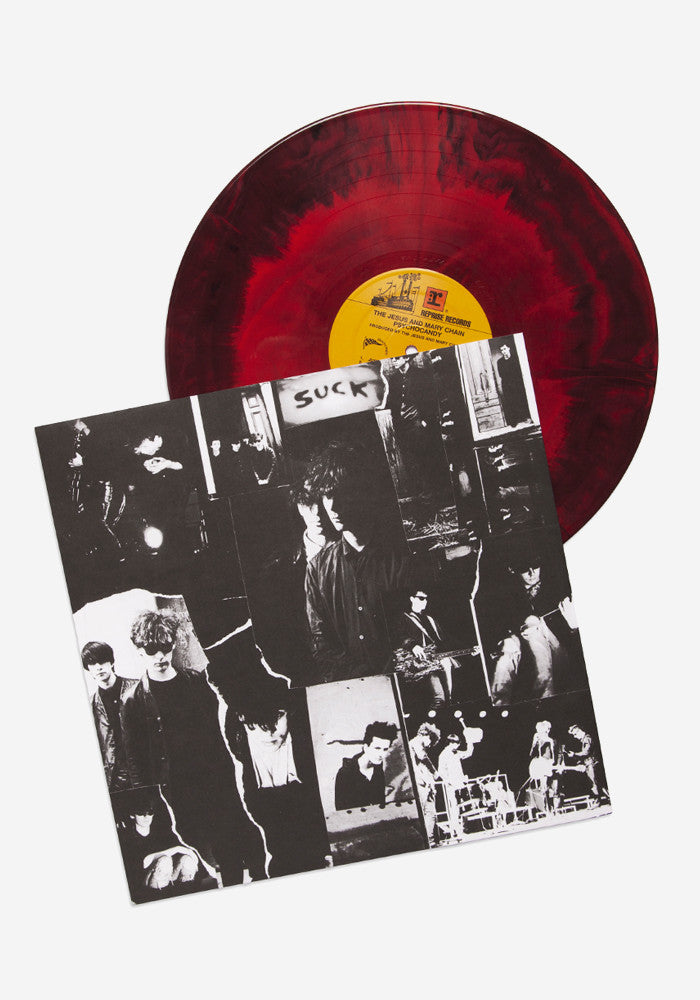 THE JESUS AND MARY CHAIN Psychocandy Exclusive LP