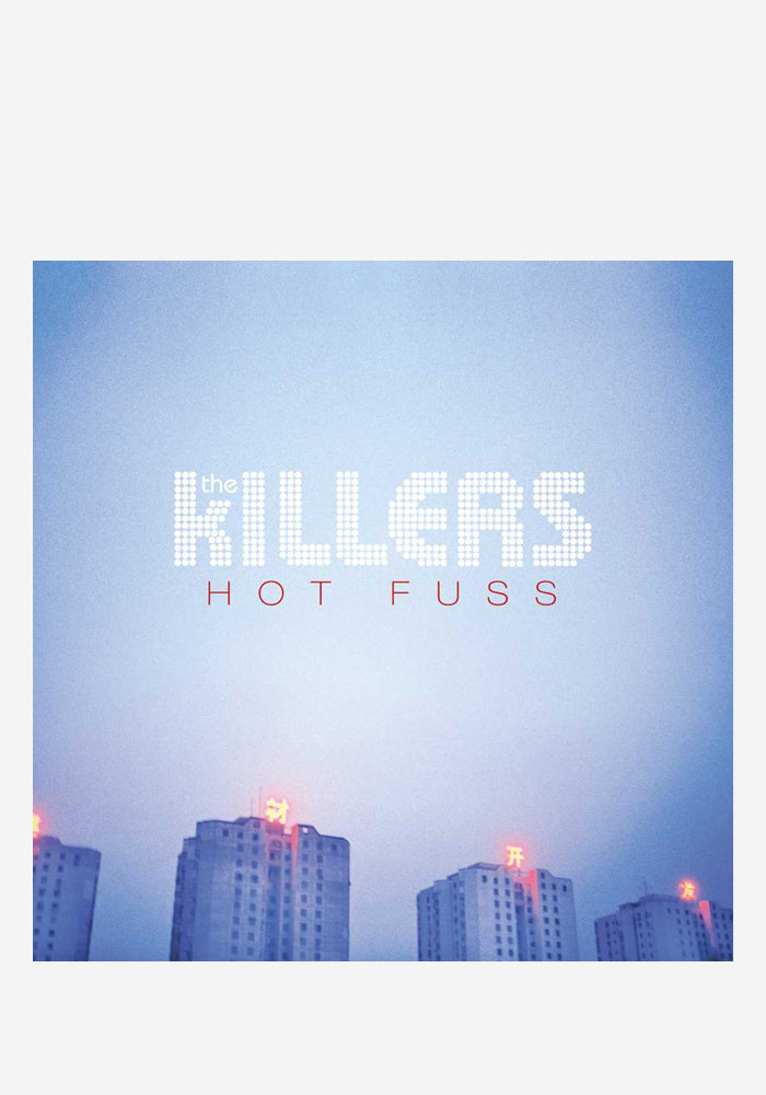 THE KILLERS Hot Fuss 180g LP