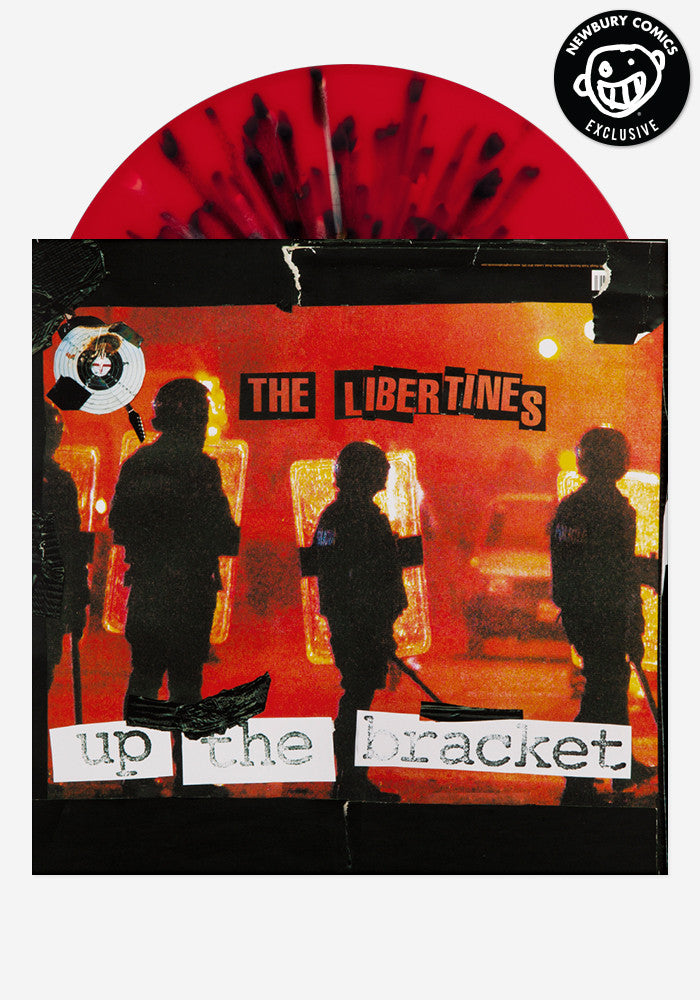 THE LIBERTINES Up The Bracket Exclusive LP