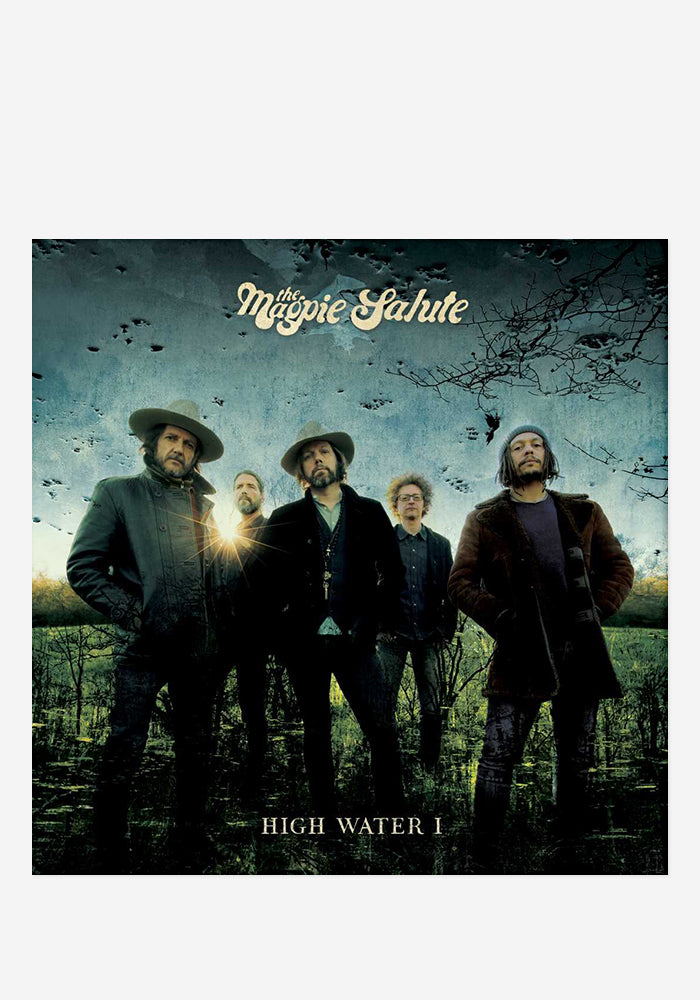 THE MAGPIE SALUTE High Water I With Autographed CD Insert