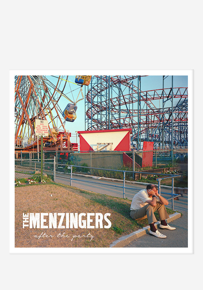 THE MENZINGERS After The Party With Autographed CD Booklet