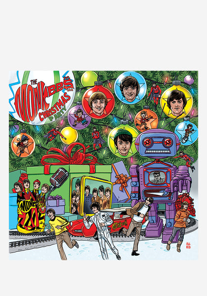 Monkees Christmas Party.The Monkees Christmas Party Lp Color