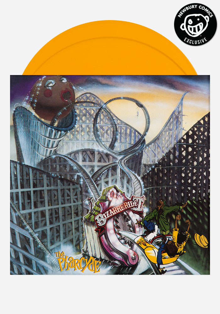 THE PHARCYDE Bizarre Ride II The Pharcyde Exclusive 2 LP